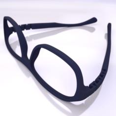 VirtualTryOn.fr – 3D Printing Glasses – Steve v2 3D Print Model