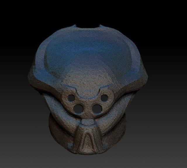 Predator Visor 3D Model
