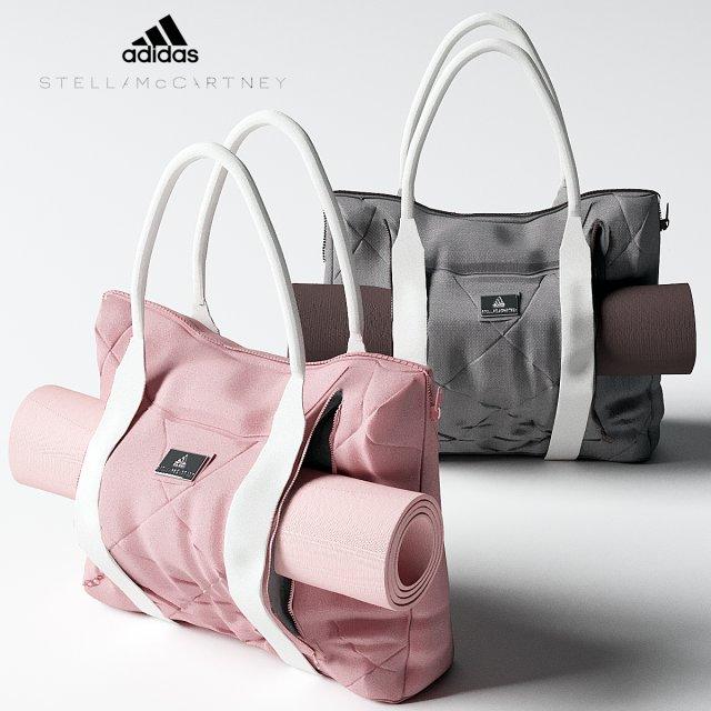 Adidas Yoga Bag 3D Model