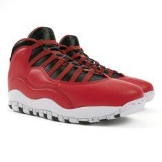 Air Jordan 10 Retro Nike 3D Model