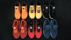 Realisitc DC Shoes Crisis – Collection of 6 colors 3D Model