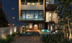 AL House 3D Model