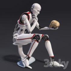 Hamlet 2049                                      3D Model
