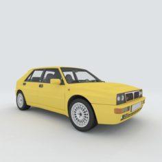 Vehicles – Mercedes-Benz BMW Volkswagen Audi car 195 3D Model