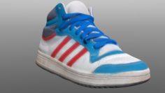 Sneakers low poly model 3D Model