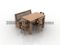 Kitchen set 3D Collection