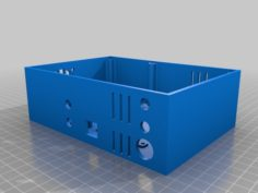 Piper 1 3D Printer Electronics Enclosures 3D Print Model