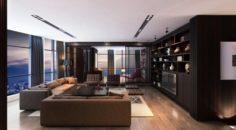 Eu Penthouse 3D scene 3D Model