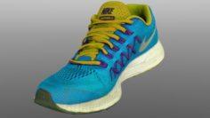 Sneaker low poly 3D Model