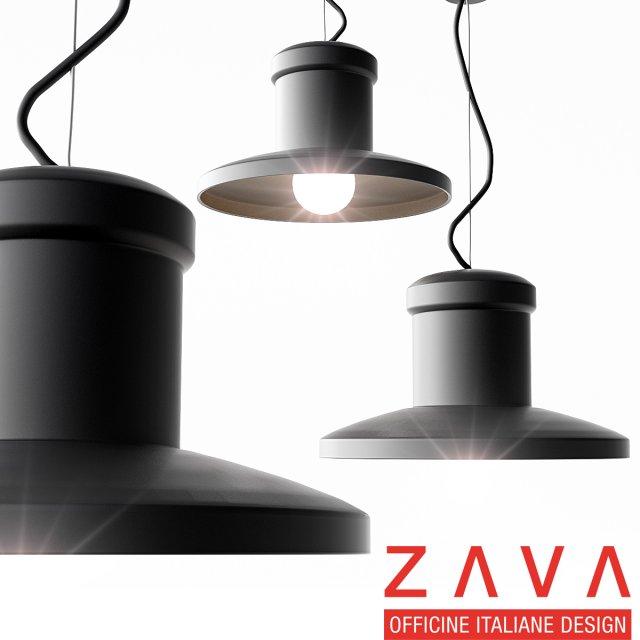 ZAVA Chapeau Free 3D Model
