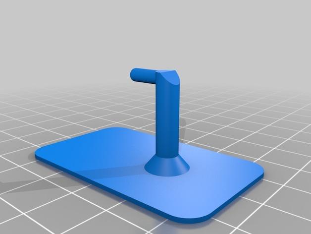 Hook 3D Print Model