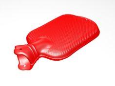 Hot water bag 3D Model