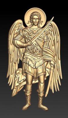 Angel 3D Model