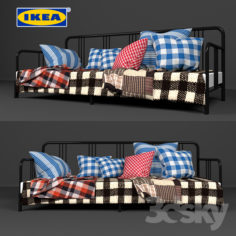 Bed FIRESDAL                                      Free 3D Model