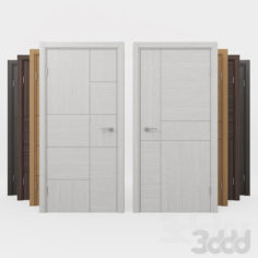 Doors – 26 SANDRA, 27 SIMONA (Grand Wood)                                      Free 3D Model