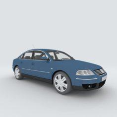 Vehicles – Mercedes-Benz BMW Volkswagen Audi car 199 3D Model