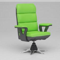 Boss chair 3D Model