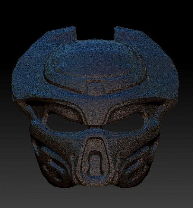 Predator 2018 3D Model
