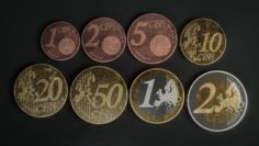 Realistic Euro Coins – Low poly s 3D Model