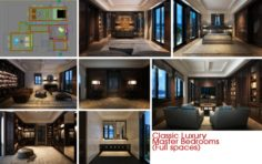 VCTT full rooms collection 3D Model