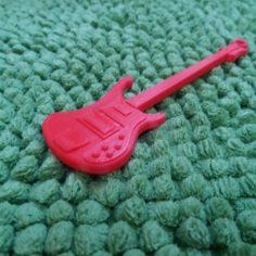 Rickenbacher Bass Guitar 3D Print Model
