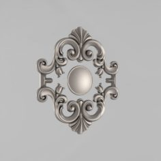 The Central decorative element 3D Model