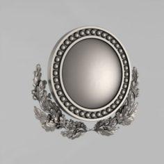 The Central decorative element 13 3D Model