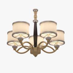 Interior Lamp 30 3D Model