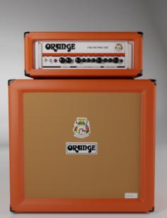 Orange crush pro120 3D Model