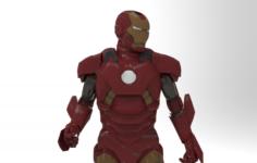IRON MAN V2 3D Model