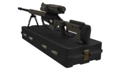 Known Rifle 3D Model