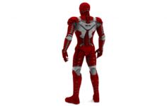IRON MAN V4 3D Model