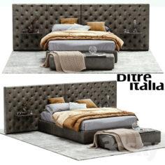 Ditre Italia ECLECTICO Bed                                      3D Model