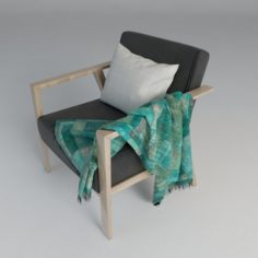 IKEA Chair 3D Model