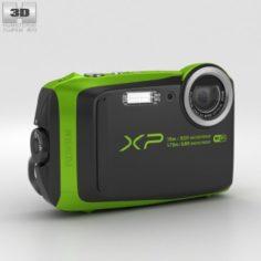 Fujifilm FinePix XP90 Lime 3D Model