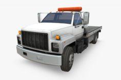 Top Kick Truck 3D Model