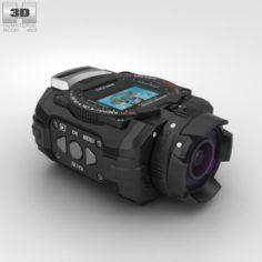 Ricoh WG-M1 Black 3D Model