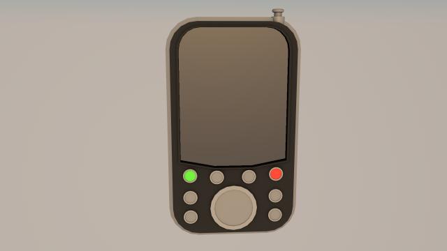 Mobile 3D Model