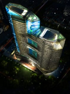 VN Building 3D Model