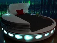Bed 2030 3D Model