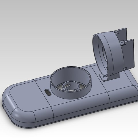 hovercraft 3D Print Model