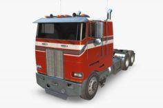 Large Truck 3D Model