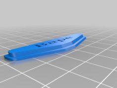 Ps4 controller lightbar 3D Print Model