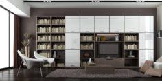 Livingroom 05 Free 3D Model