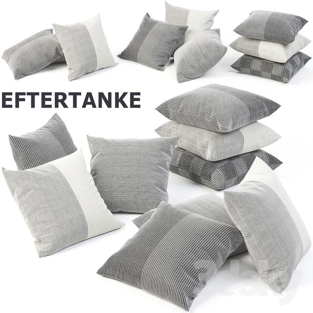 IKEA EFTERTANKE SET                                      3D Model