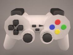 Play station 3D Model
