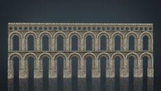 Aqueduct 3D Model