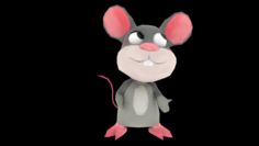 The Mouse 3D Model