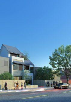 CT House 3D Model