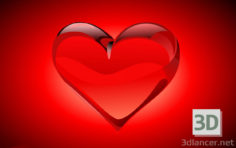 3D-Model  Heart